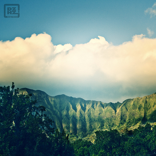 The Ko'olaus Mountains