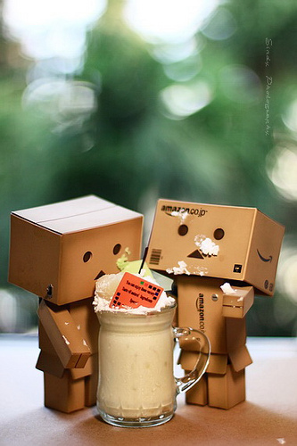 20 Creative Danbo Pictures