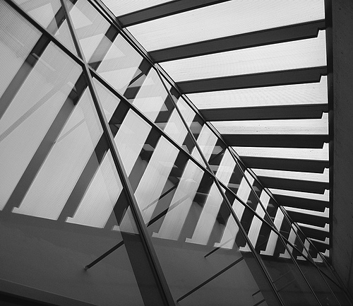 Black And White Photography Architecture
