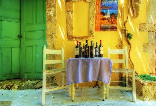 Do You Like Greek Wine?