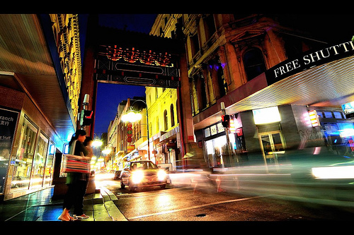 20 Nighttime City Pictures