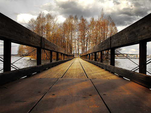 25 Pictures With An Amazing Vanishing Point Perspective