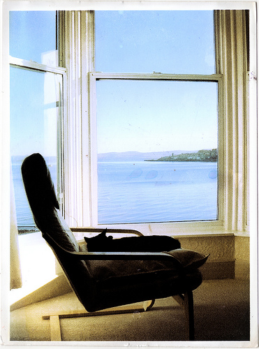 Bay Window, Isle of Bute