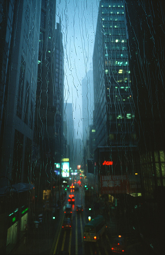 Hong Kong Rainstorm