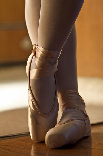 Relaxed Pointe