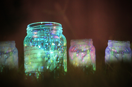 The Glowing Jars