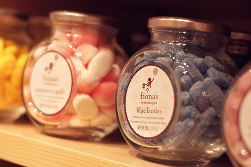 candies @ Williams Sonoma