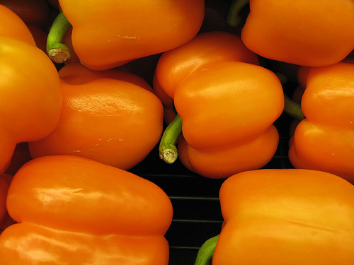 Bell Peppers - Orange