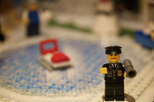 Lego Advent(ures)