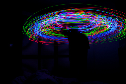 More Light Painting Experiments