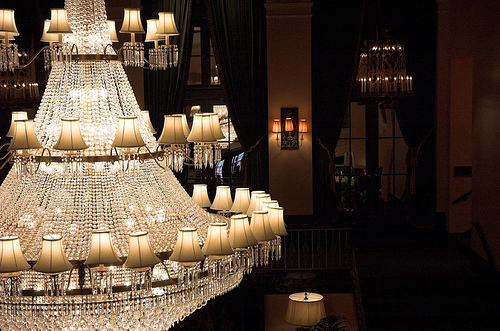 Amway Chandeliers