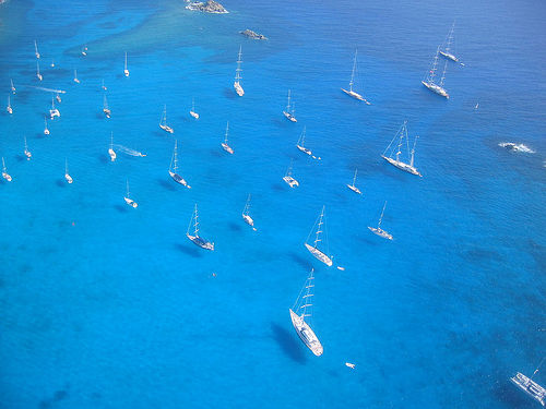 St Barts Yachts and Sailboats