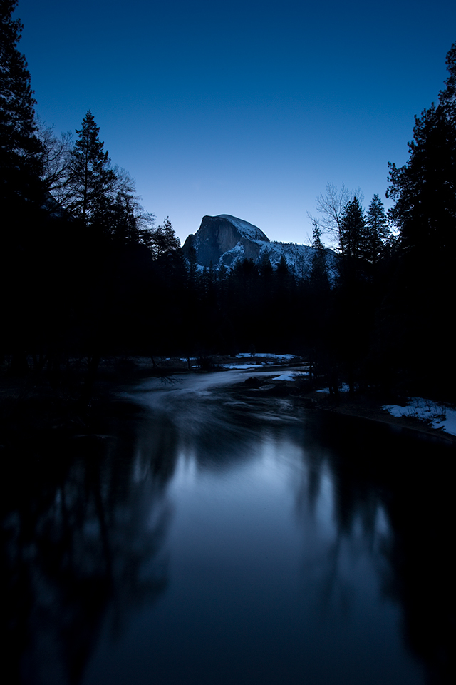 Yosemite iPhone Wallpaper