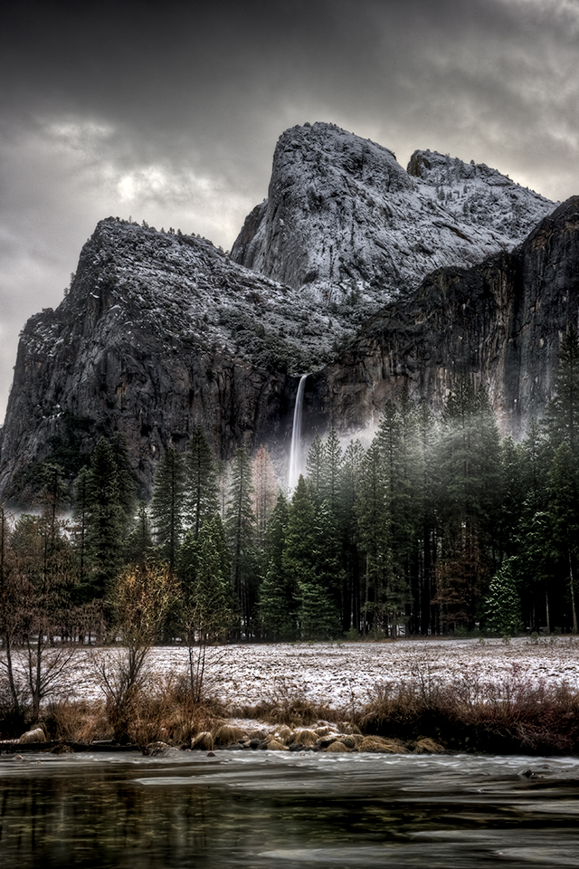 Yosemite Wallpaper