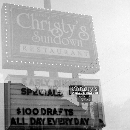 Christy's Double Exposure