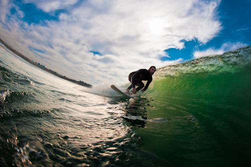Barrel Time by Chaz Curry
