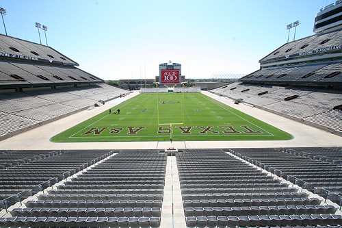 Aggie 100 at Kyle Field