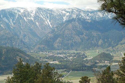 Leavenworth and Icicle Ridge