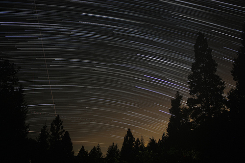 Star Trails 10.08.10
