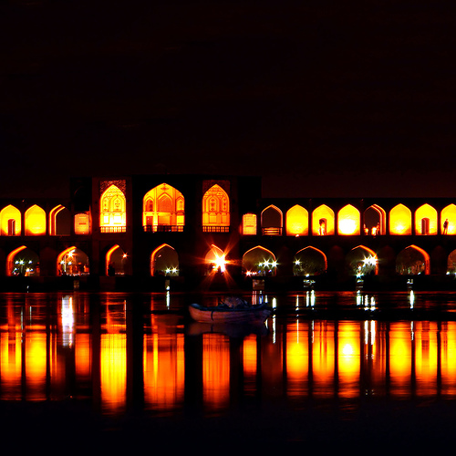 Khaju Bridge, Isfahan