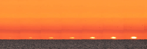 Photography Effects: Atmospheric Optics at Sunrise & Sunset