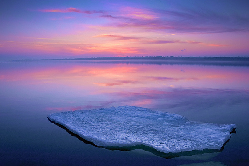 14 Cool Winter Sunset Photos