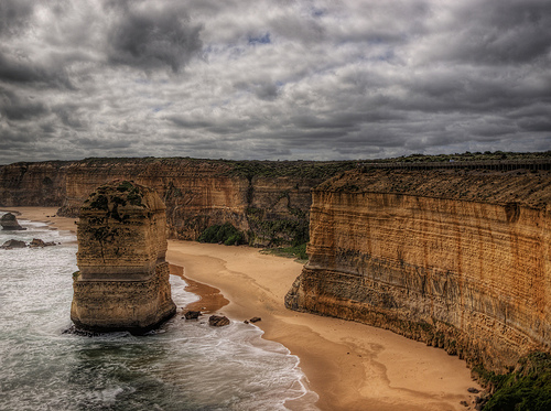 One of the Twelve Apostles