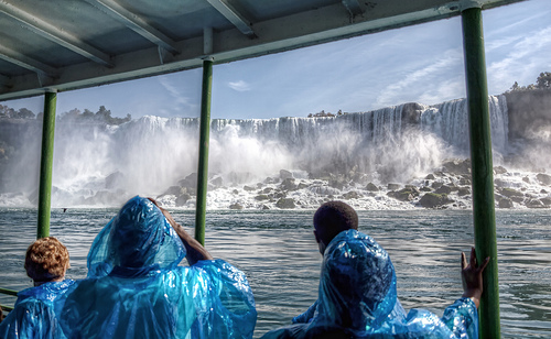 Maid of the Mist - Niagara