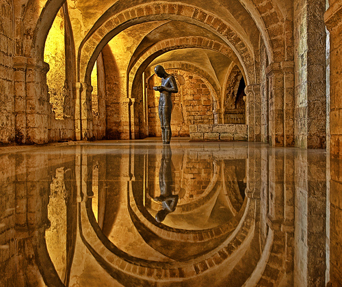 Cathedral Crypt - Winchester
