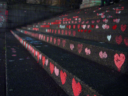 Valentine's at Robson Square