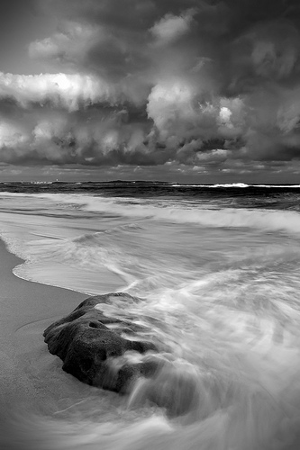 Black And White Seascape Photographers