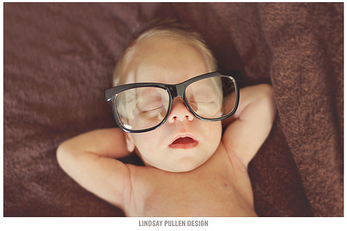 Cute, Funny Newborn Photography