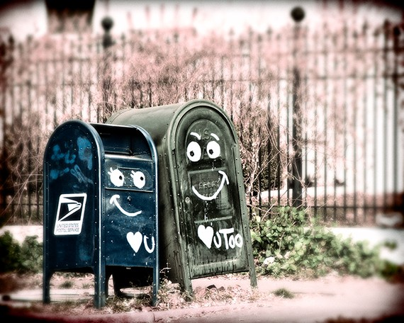 Love You Mailboxes