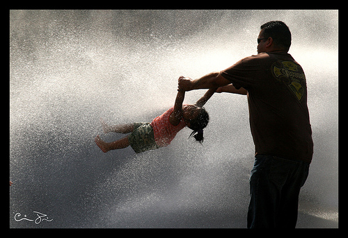 The Hydrant Baptism