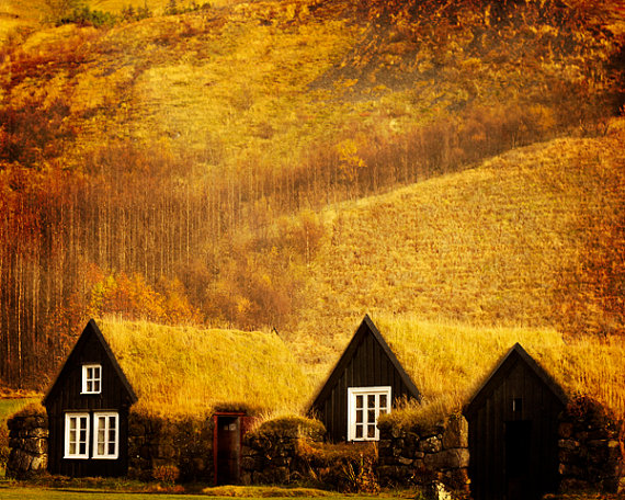 Turf Houses of Iceland