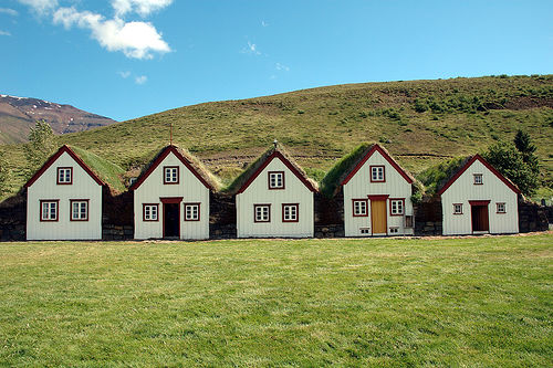 laufas iceland turf houses
