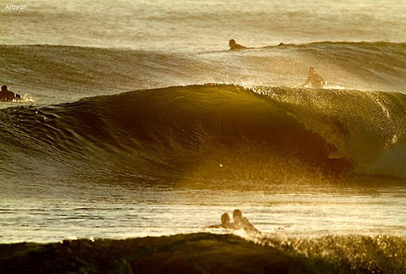 California's Gnarliest Surf Photographers