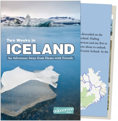 Two Weeks in Iceland eBook cover