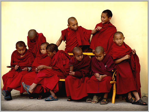 lil monks