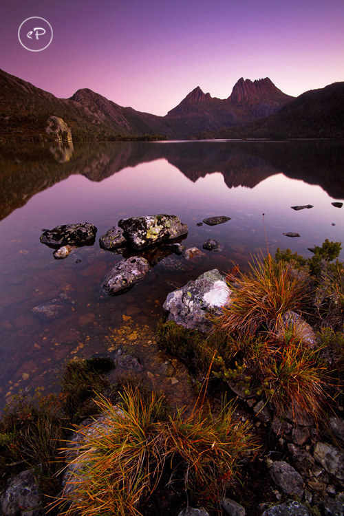 Cradle Mountain in Australia