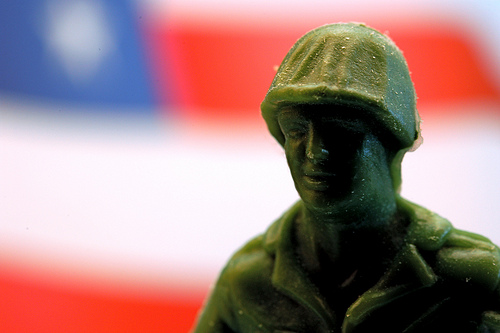 Remember toy soldiers