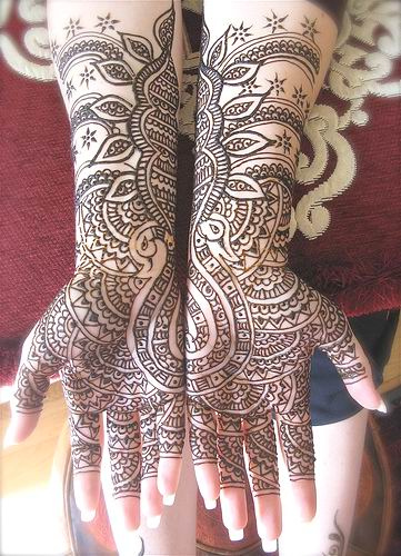 Design of Mehndi for your Beautiful body