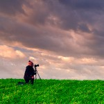 Profile picture of Greek landscape photographer Maria Kaimaki