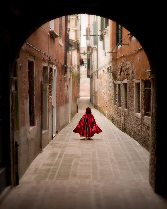 Little Red Cloak