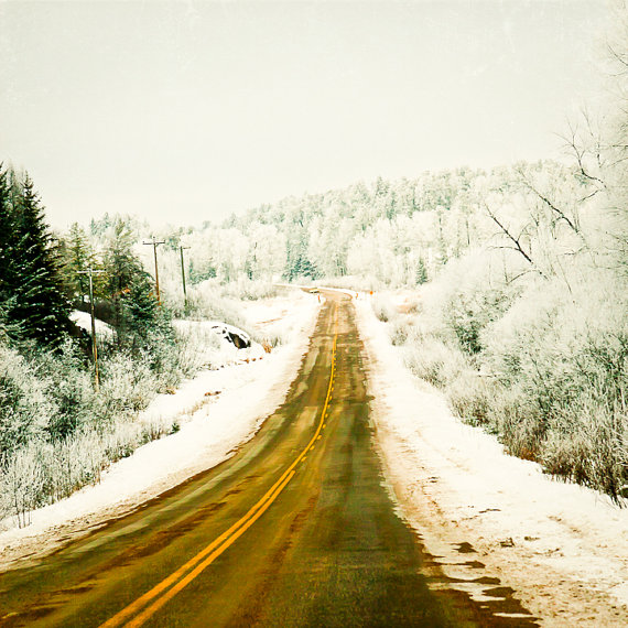 Road Through Winter
