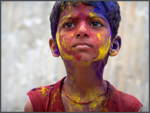 RAMESH holi festival of colors
