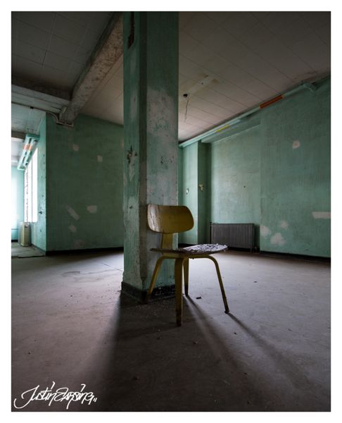 Day Room, State Sanatorium