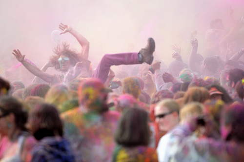 Festival of Colors 2011