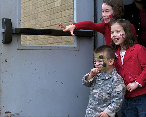 Welcome Home, 441st Ordnance Battalion