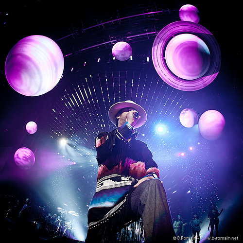 Jamiroquai at Forest National